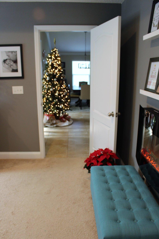 bedroom Christmas Tree