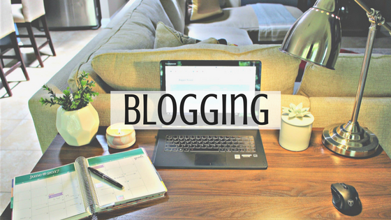 Blogging - House by the Preserve