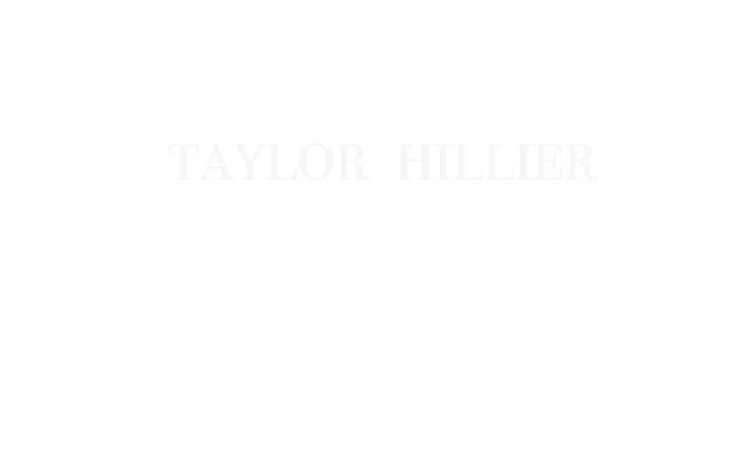 Taylor Hillier Photography