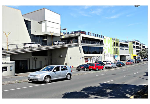 Centre City mall | new Plymouth
