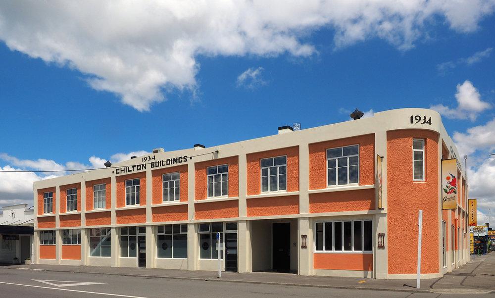 Chilton Building, 9 King Street, Masterton