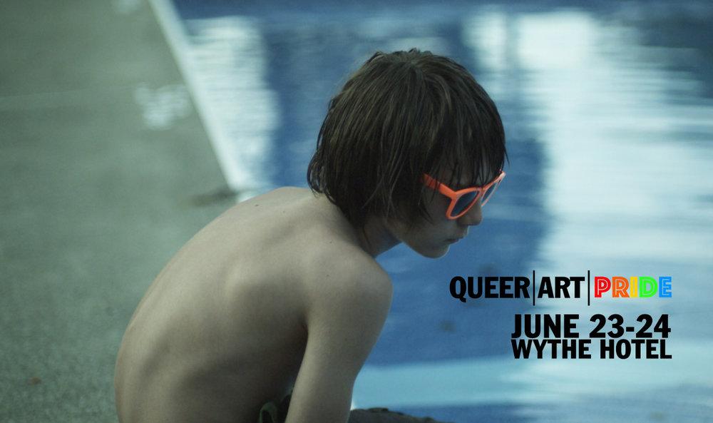 QUEER|ART|PRIDE HOMEPAGE BANNER