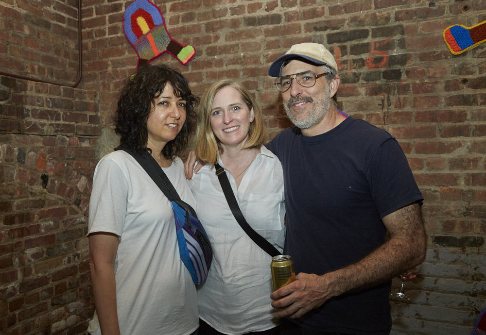 Copy of Caroline Wells Chandler Opening Reception for Queer|Art|Pride at Wythe Hotel, June 2017. (Photo by Eric McMatt)