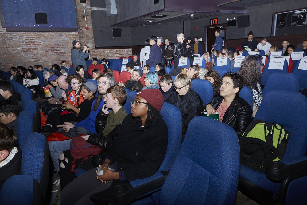 "Audience at ""The Hammer"" Mix (Photo by Eric McNatt)"