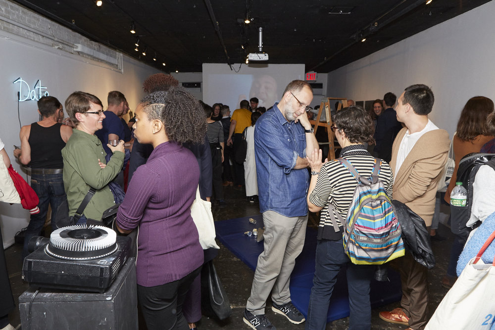 Opening Reception of QAM 2016-2017 Annual Exhibition 07 (Photo by Eric McNatt)