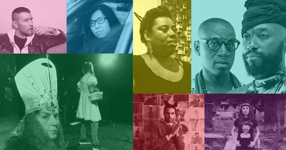 Queer|Art|Pride 2018