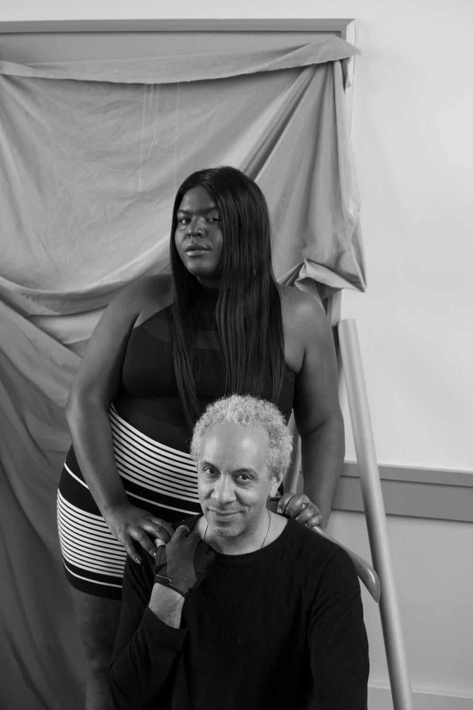 Stephen Winter & Fatima Jamal