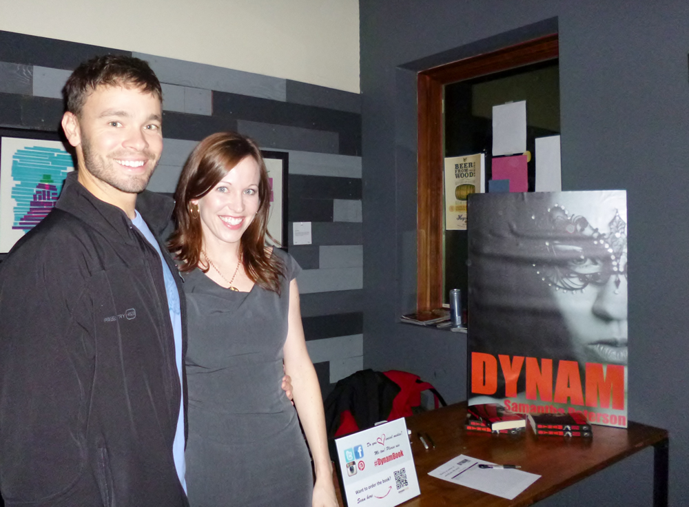 Justin Peterson & Samantha Peterson Dynam Novel Party Denver Colorado