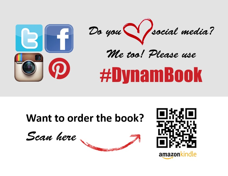 Dynam Novel QR Code Sign