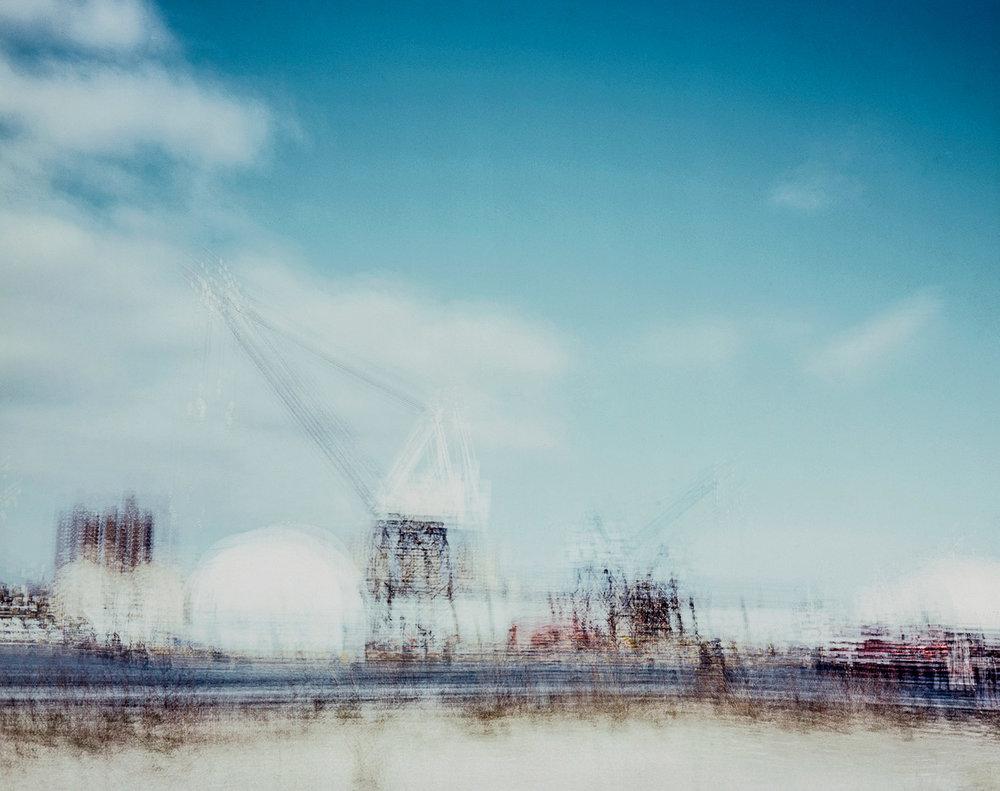brooklyn navy yard cranes
