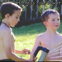 Harness your power!