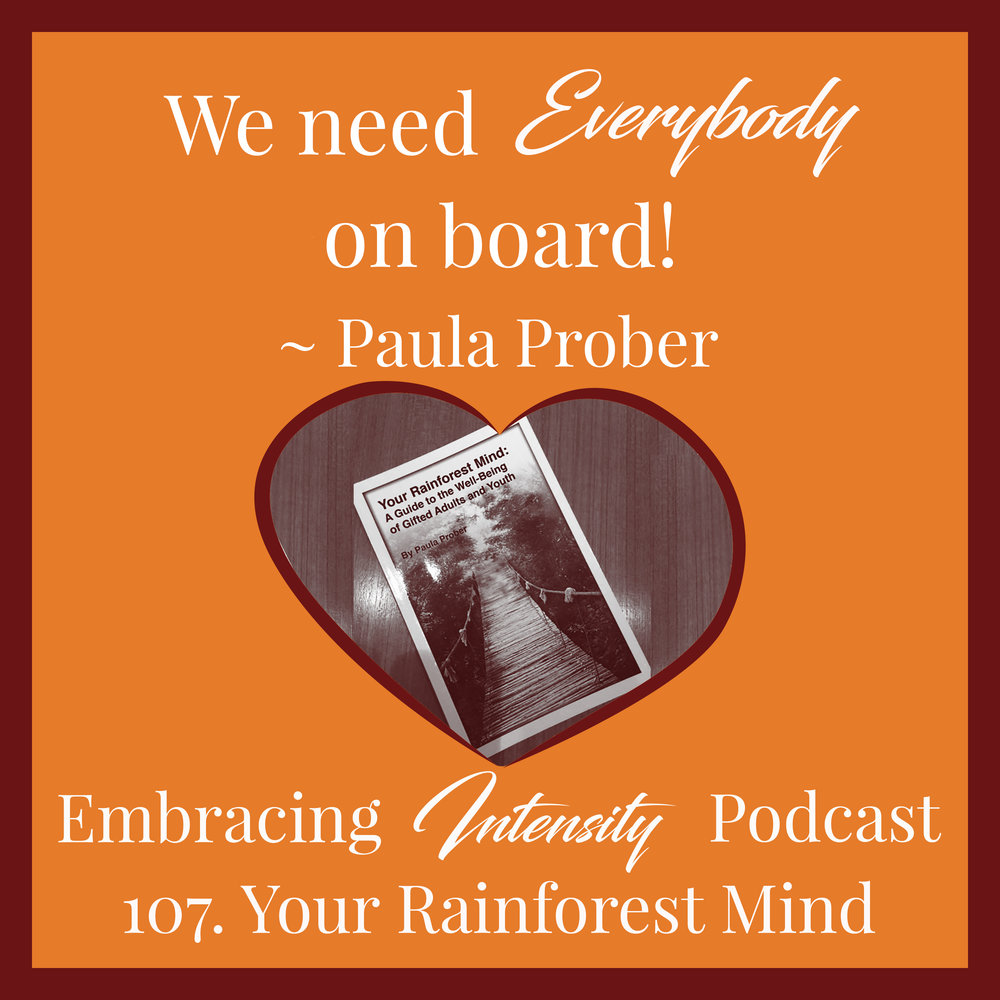 Your Rainforest Mind with Paula Prober