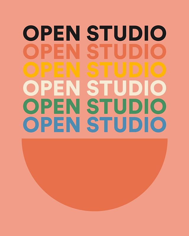THIS FRIDAY 6-9 were holding another open studio @ototstudio 1213 York Street. We'll have pieces for sale as well as discounted seconds pieces. Come hang ⚡️