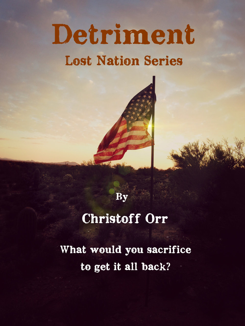 Lost Nation Series: Detriment