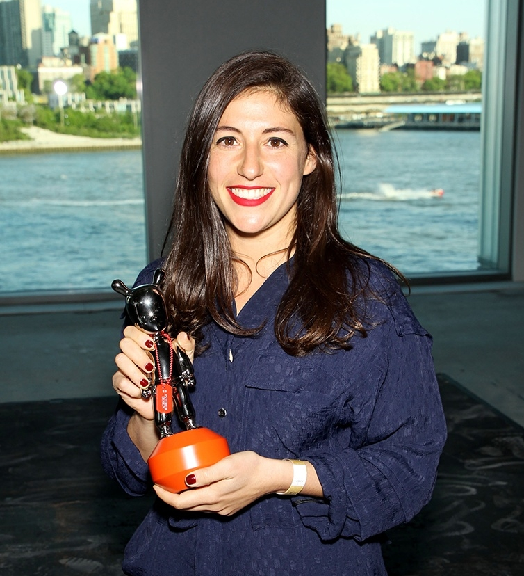 Arielle Assouline-Lichten receives Best of NYC x Design Award