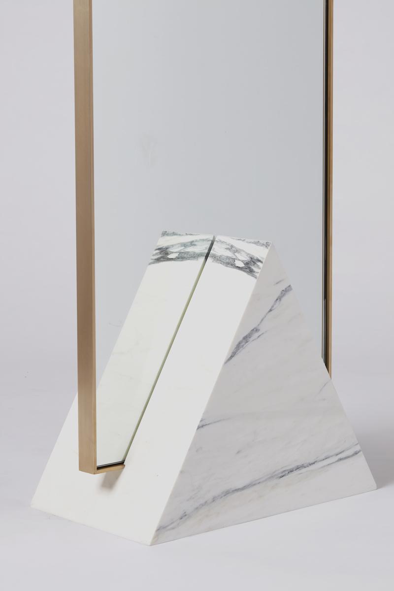 Slash Objects TRI Coexist Standing Mirror