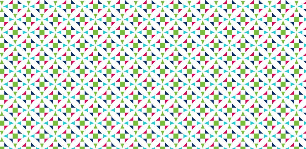 Visual identity - patterns