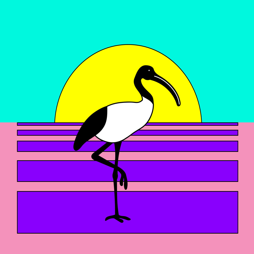 FRIDA LAS VEGAS Australia's Flamingo