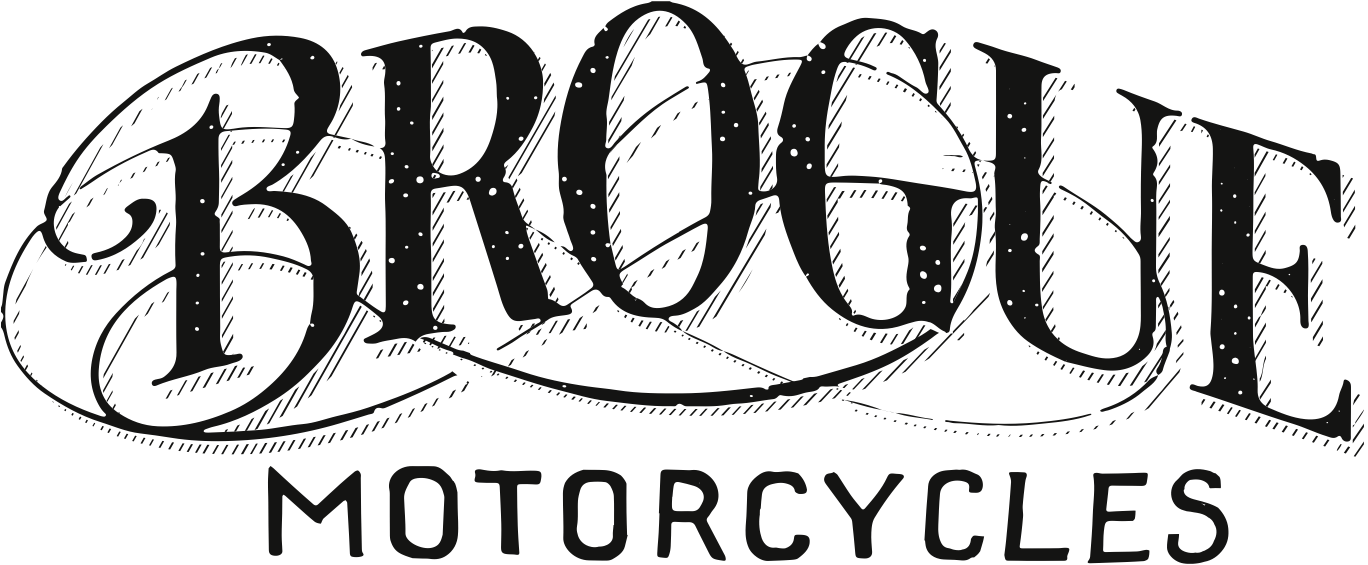 Brogue Motorcycles - Hand Built Parts and Customs