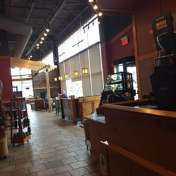 Caribou Coffee, West Fargo. I have written a few things here over the years.