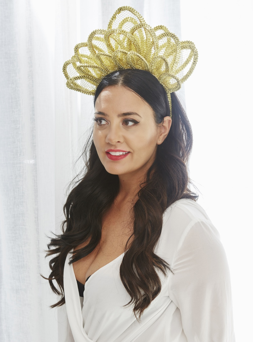 Crown headpiece from IM Designs