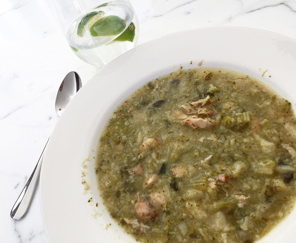 luxe super soup