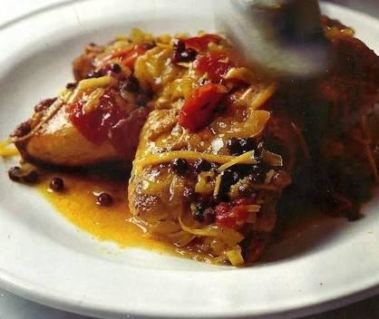 Syrian chicken lydia schiavello so easy to make forumfinder Choice Image