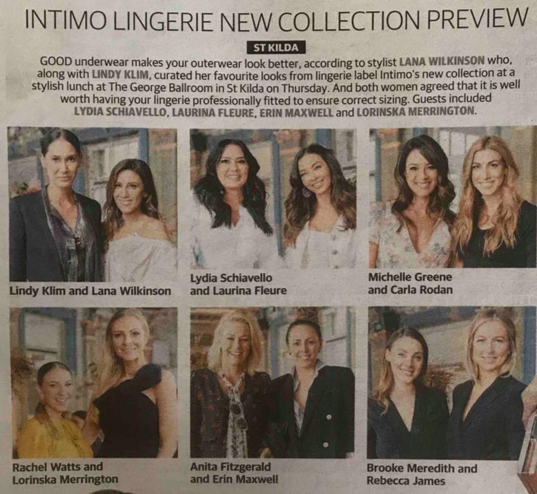 Lydia Schiavello Herald Sun Sunday March 18 2018