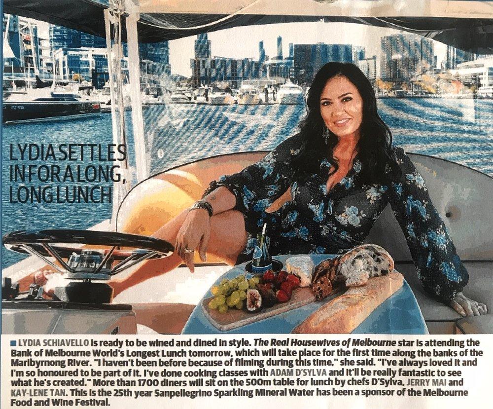 Lydia Schiavello Herald Sun Tuesday March 15 2018