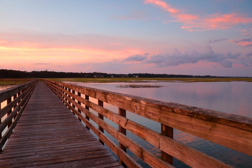 A Marsh Walk Pier