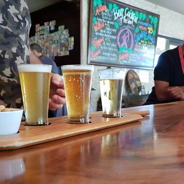 The beer paddles & vodka test tubes went down an absolute treat on our Hunter Valley Brewery Tour last weekend!🍻 👏