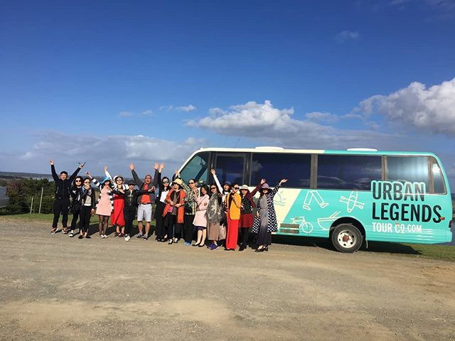Spectacular 2 day, South Coast Tour in the Legends bus with 27 Tourists from Chenhdu China!  Big Thanks to Hammish @southcoastjourneys 👌