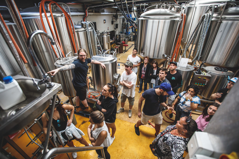 The best brewery tours and craft beer tours in Sydney, the south coast and the hunter valley - Craft beer tours for Bucks parties, the best brewery tours for birthdays, corporate days and large group tour bookings