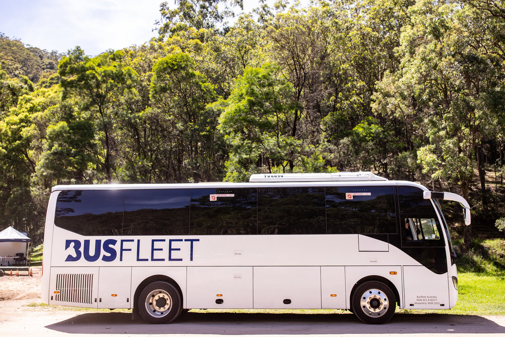 Beautiful coaches available for bus charters in Sydney, the Illawarra , hunter valley and blue mountains