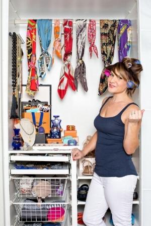 Jenn Mapp Bressan from MappCraft | Tiny Closet Tons of Style