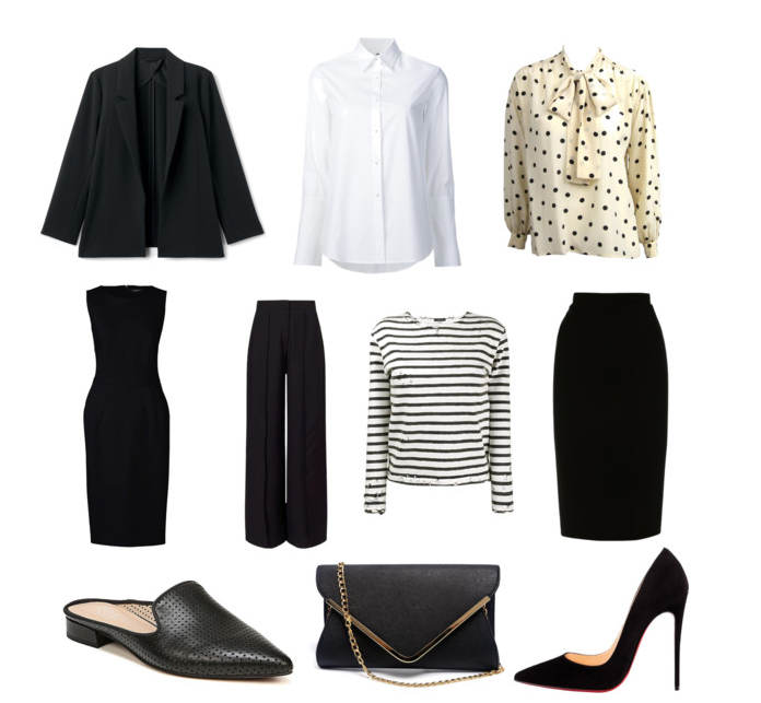 The 10 Core Neutral Pieces You Need for Your Capsule Wardrobe