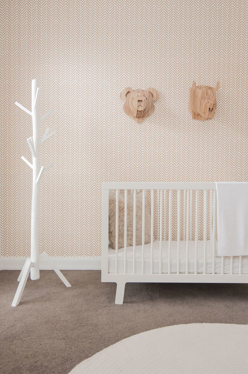 Girls Nursery - Little Liberty