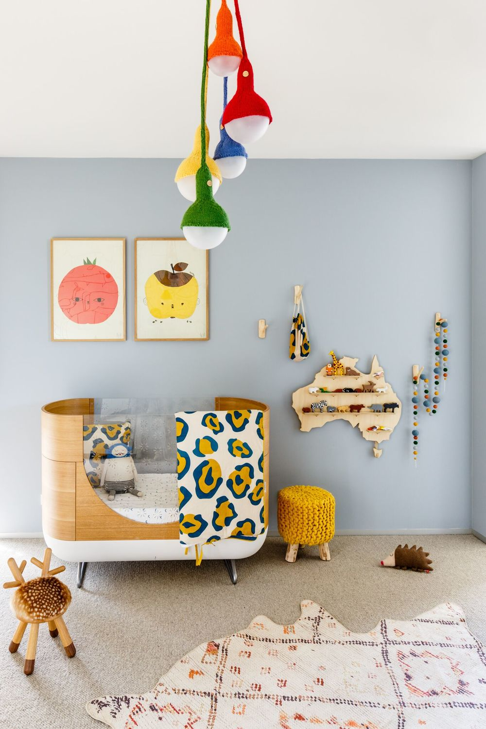 Boys Nursery - Little Liberty