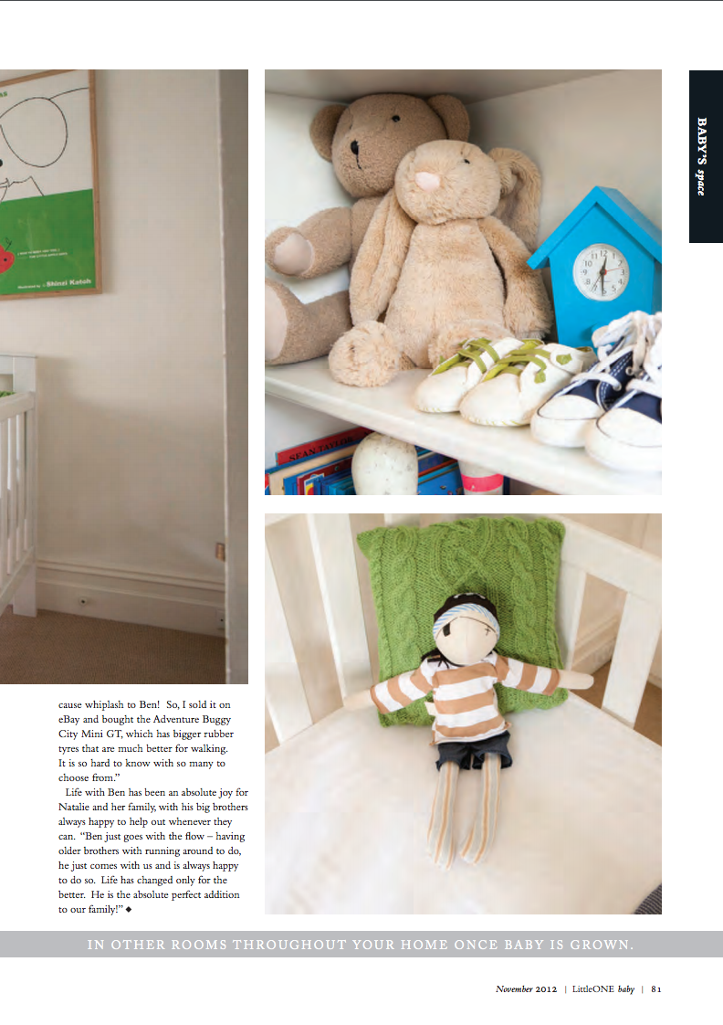 Little One Baby Article - Little Liberty