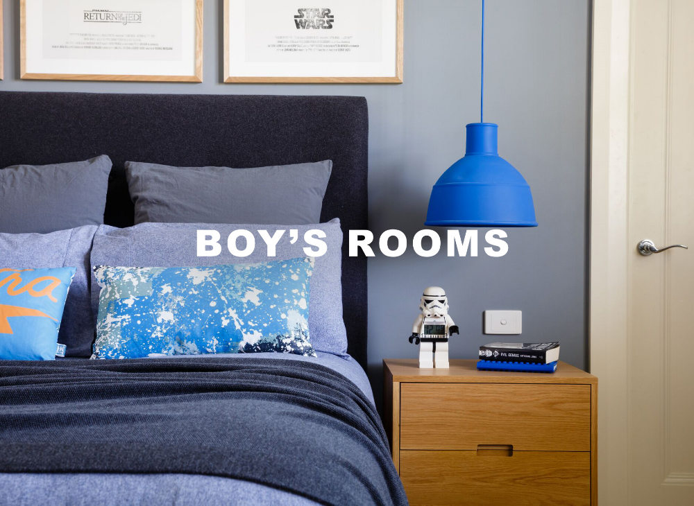 BOYS-ROOMS