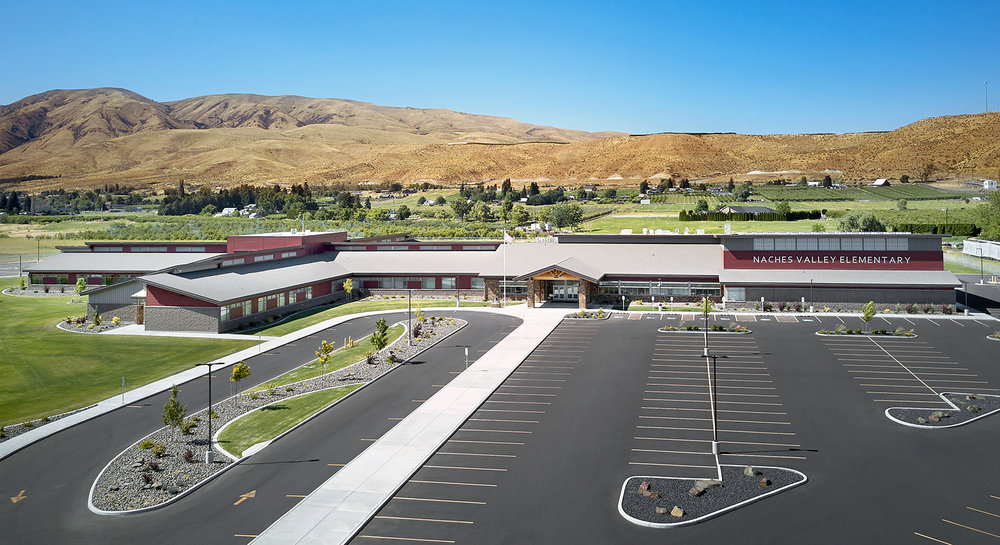 NACHES VALLEY ELEMENTARY     NACHES, WASHINGTON    VIEW PROJECT