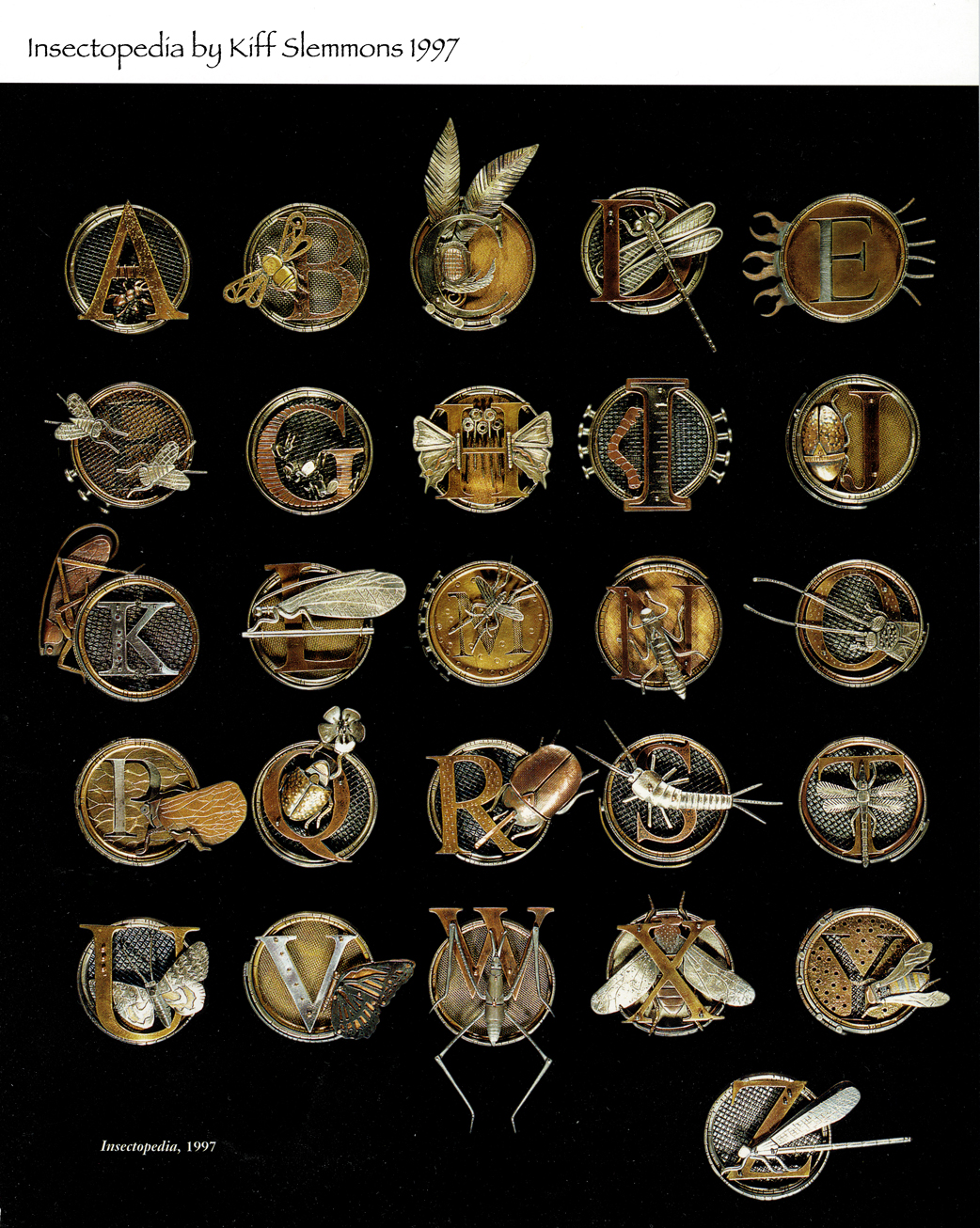 Insectopedia-Kiff Slemmons