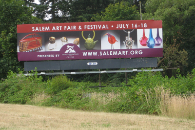 Salem 2010 billboard