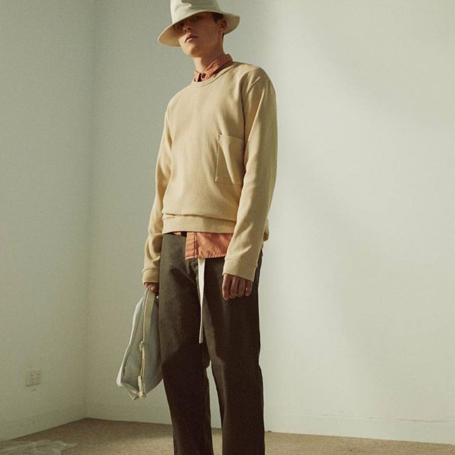 Lucca, for @kloke Spring 17. @neverland.mgmt