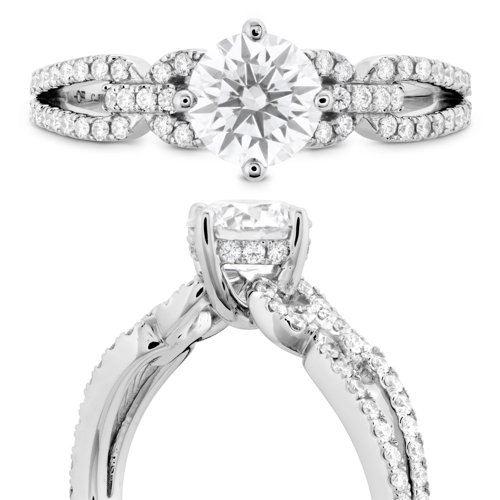 Hearts on Fire Diamond Ring | Ventura CA | Van Gundys