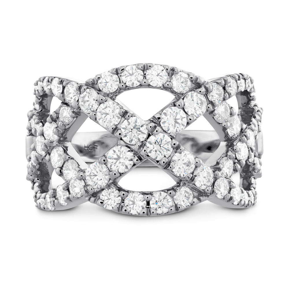 Hearts on Fire Ring | Van Gundy Jewelers | Ventura CA