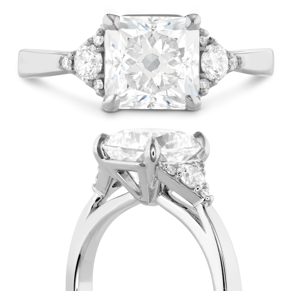 Diamond Engagement Ring | Van Gundys | Camarillo CA