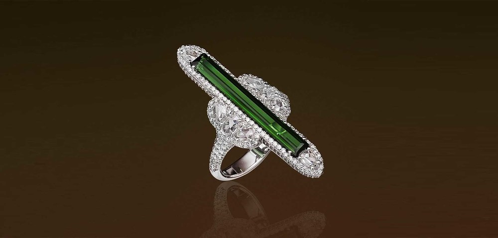 JJewels Emerald Ring | Van Gundy Jewelers