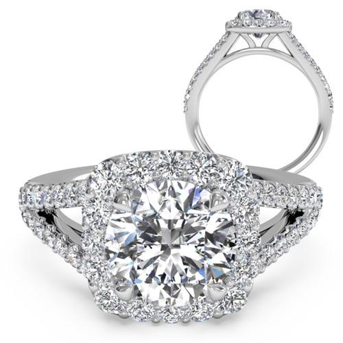 Engagement Ring | Camarillo, CA | Van Gundy Jewelers