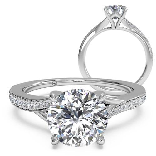 Engagement Ring | Camarillo Jewelers | Van Gundys